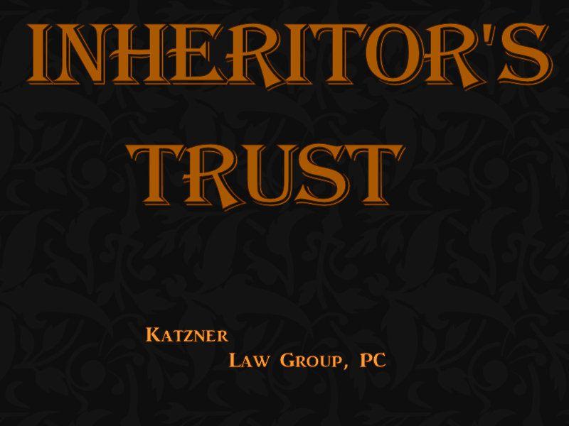 inheritors trust