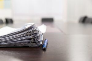 Estate Planning Attorney Paperwork